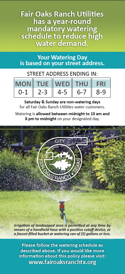 Watering Days Flyer1
