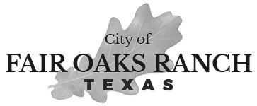 City of Fair Oaks Ranch