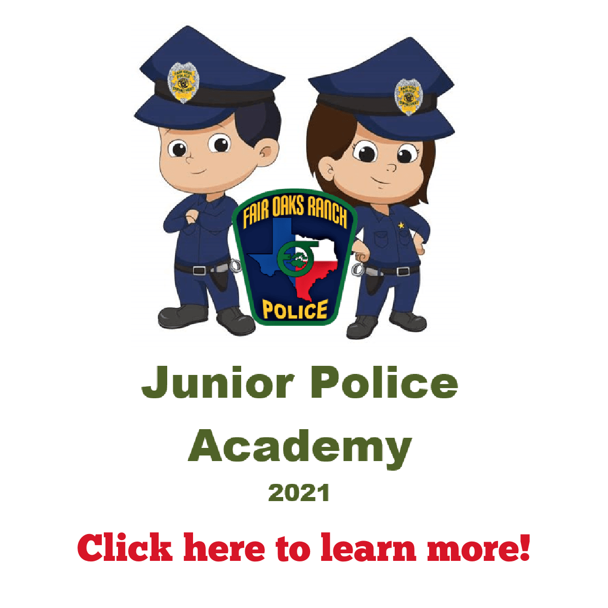 2021 Junior Police Academy
